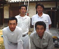 好川と職人たち